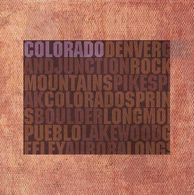 Pueblo Mixed Media Prints