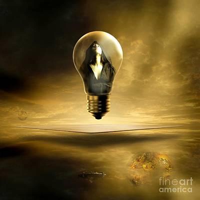 Licht Digital Art