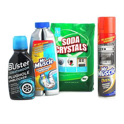 Designs Similar to Domestic Cleaning Products