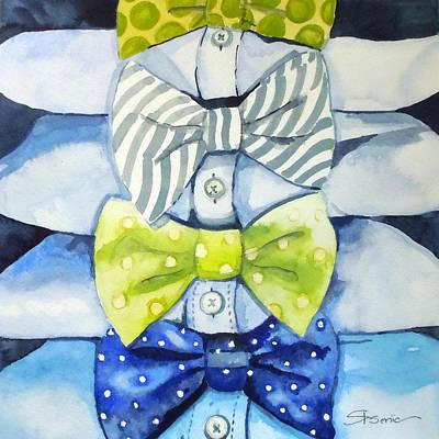 Bowtie Original Artwork