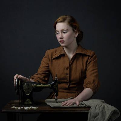 Sewing Machines Art
