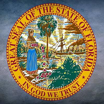 Designs Similar to Florida State Seal