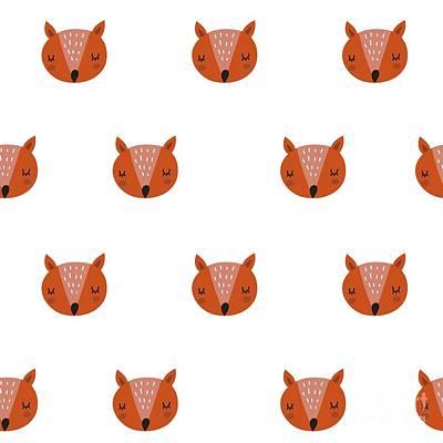 Designs Similar to Fox Print by Nadezda Barkova