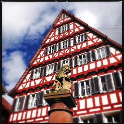Designs Similar to Half-timbered House 07
