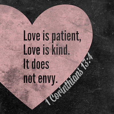 Designs Similar to Love Is Patient