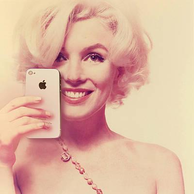Designs Similar to Marilyn Monroe Selfie 2