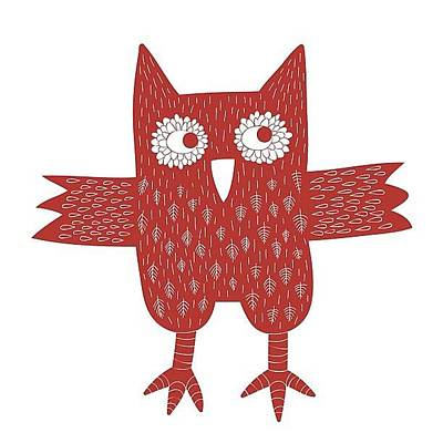 Designs Similar to Owl by Nic Squirrell