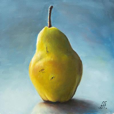 Pear Original Artwork
