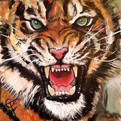 Prowler Paintings Original Artwork