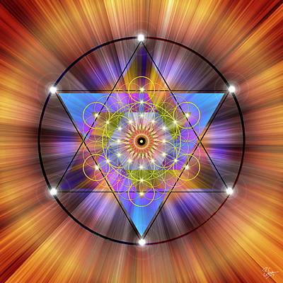 Designs Similar to Sacred Geometry 44