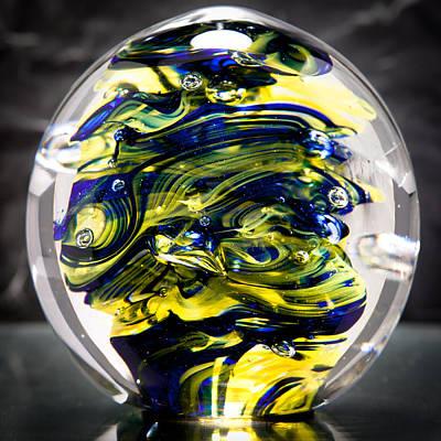 Seahawks Glass Prints