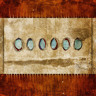 Designs Similar to Six Turquoise Moons