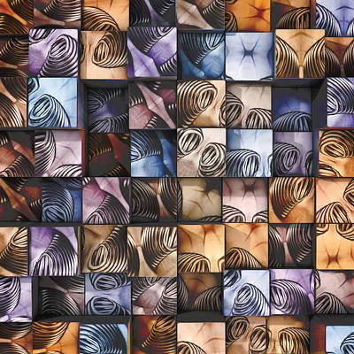 Dimensional Art Prints
