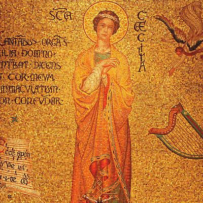 Saint Cecilia Art Prints