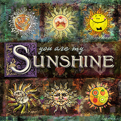Designs Similar to Sunshine by Evie Cook