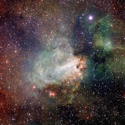 Designs Similar to Swan Nebula (m17)