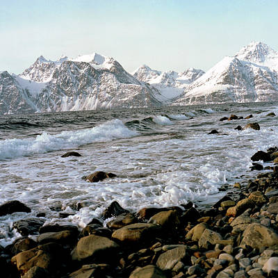 Designs Similar to The Lyngen Alps From The Shore
