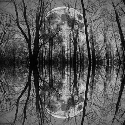 Light And Dark Original Artwork