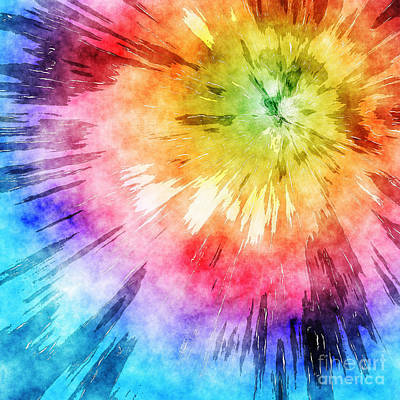 Designs Similar to Tie Dye Watercolor