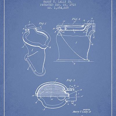 Toilet Paper Patent Photographs