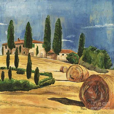 Tuscan Hills Paintings