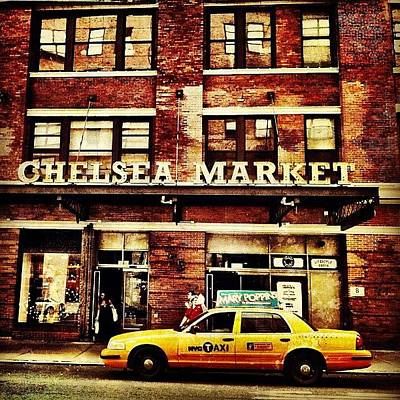 Designs Similar to Chelsea Market by Luke Kingma