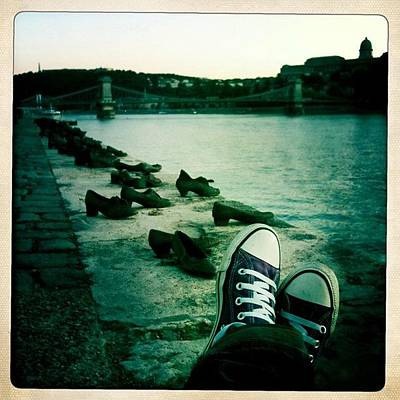 Designs Similar to Shoes On The Danube