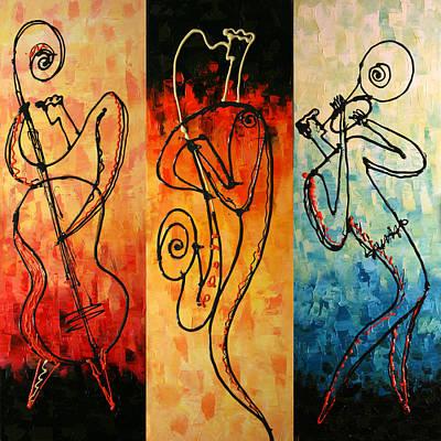 Designs Similar to Smooth Jazz by Leon Zernitsky