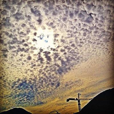 Designs Similar to The Beautiful Sky Of Today