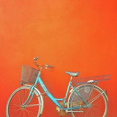 Bicycle Digital Art