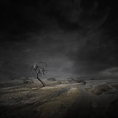 Fog Digital Art