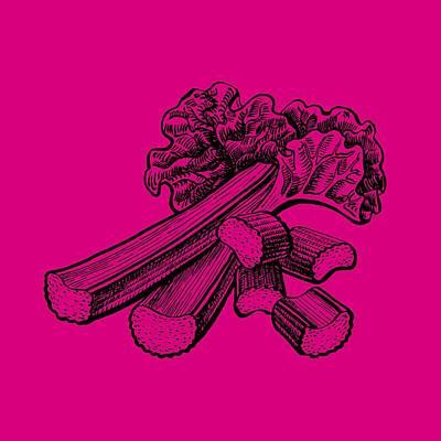 Designs Similar to Rhubarb Stalks