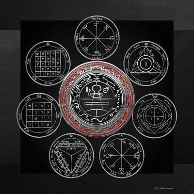 Holy Symbol Original Artwork