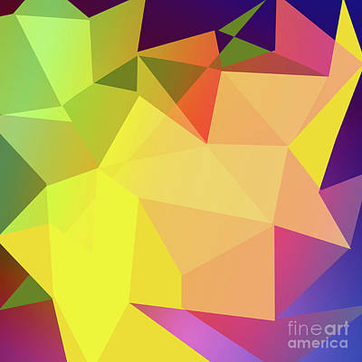 Designs Similar to Triangle Abstract Color