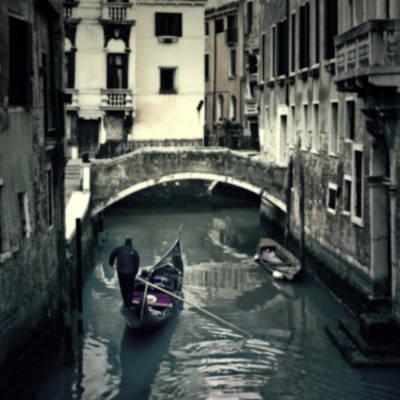 Gondola Ride Art Prints