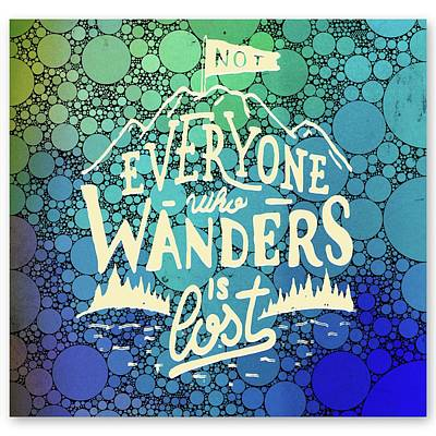 Designs Similar to Abstract Wanderlust