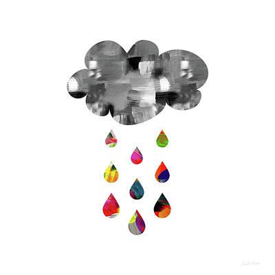 April Shower Art