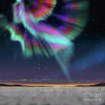 Designs Similar to Aurora At Dawn