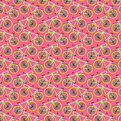 Pink Framed Prints