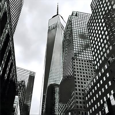 City Scenes Digital Art