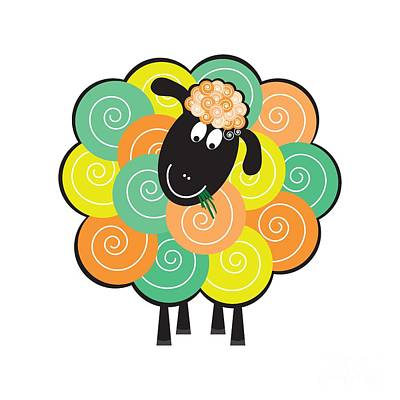 Designs Similar to Curlier The Sheep