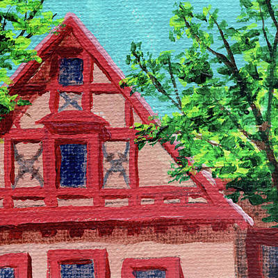 Michigan Frankenmuth Art Prints