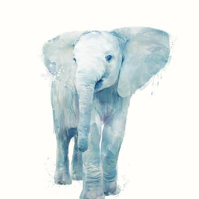 Elephant Mixed Media
