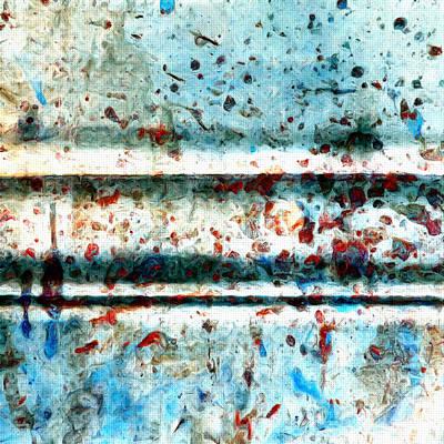 Positive Digital Art Original Artwork