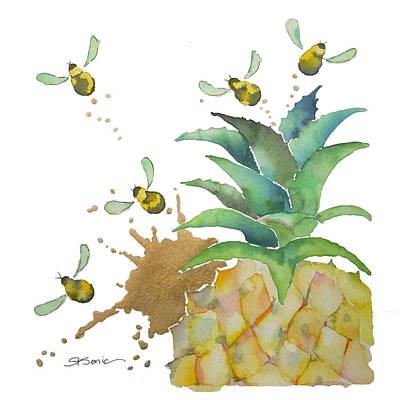 Bees Art Prints