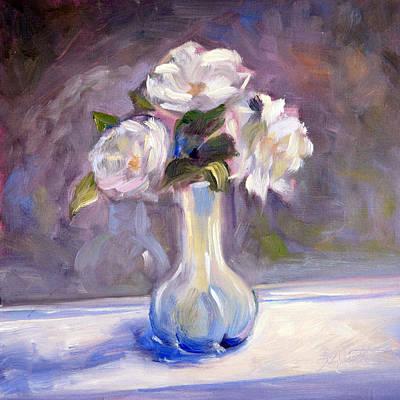 Floral Still Life Paintings Original Artwork