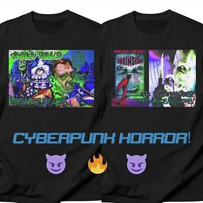 Cyberpunk Art Prints
