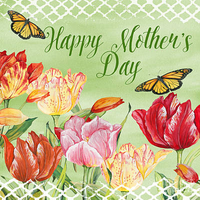 Designs Similar to Happy Mother's Day-jp3194