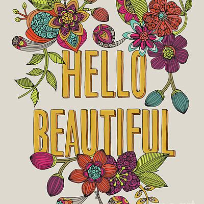 Designs Similar to Hello Beautiful