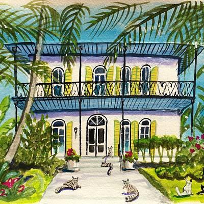Hemingway House Posters